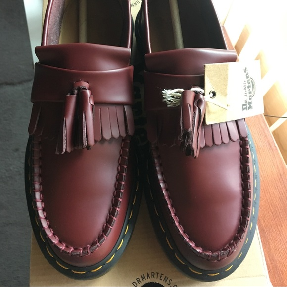 27fedd2f95e  BRAND NEW  Dr. Martens Loafer Adrian Smooth